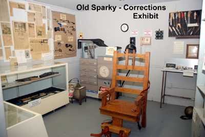 Old Sparky FL Electric Chair